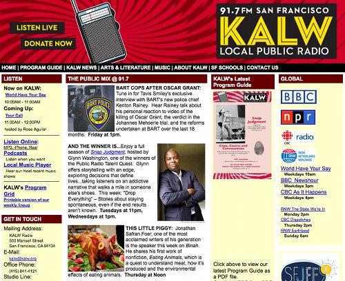 KALW.org